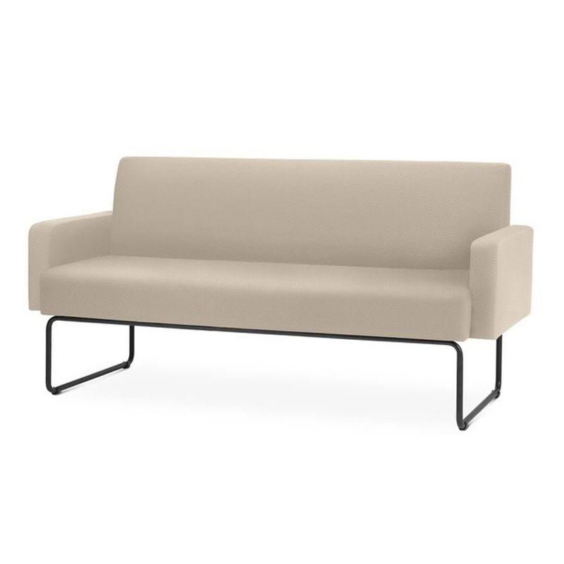 Sofa-Pix-com-Bracos-Assento-Crepe-Bege-Base-Aco-Preto---55104
