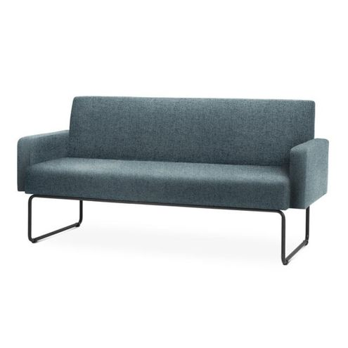 Sofa-Pix-com-Bracos-Assento-Mescla-Verde-Base-Aco-Preto---55105
