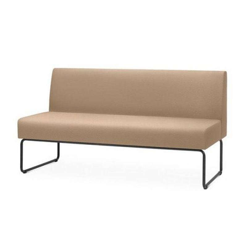 Sofa-Pix-Assento-Courino-Marrom-Claro-Base-Aco-Preto---55118
