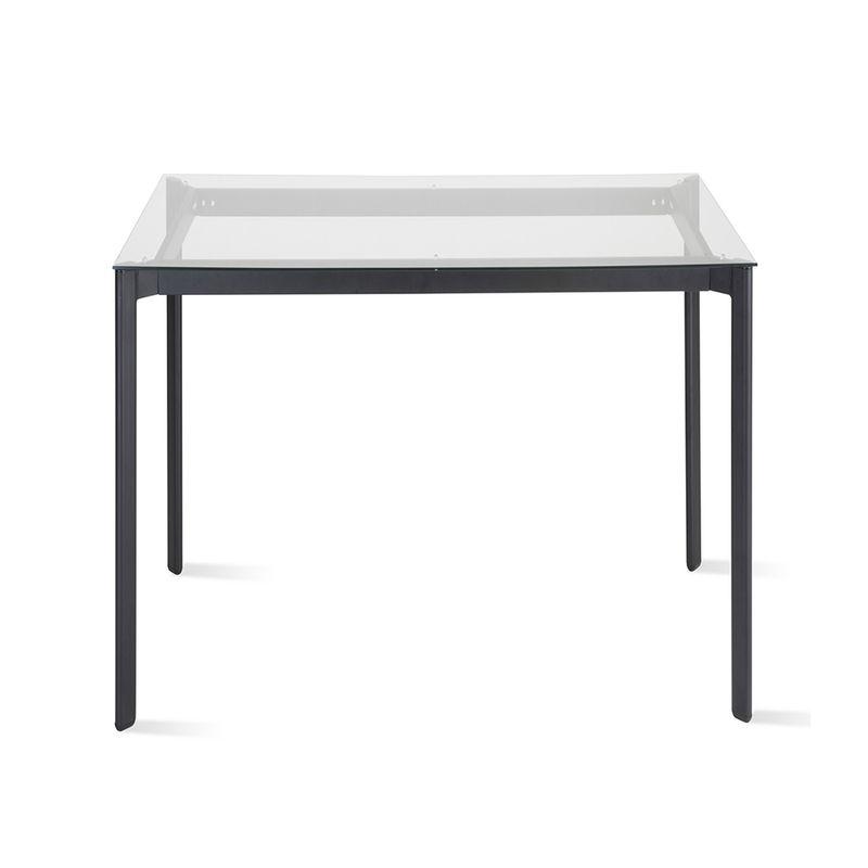 Mesa-de-Jantar-Mila-com-Tampo-de-Vidro-Quadrado-Base-Aco-Preta-80-cm--LARG----55728