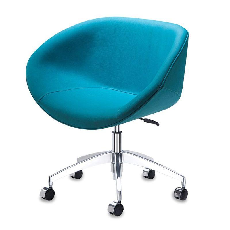 Poltrona-Smile-Assento-Estofado-em-Linho-Alecrim-Base-Rodizio-em-Aluminio---55847