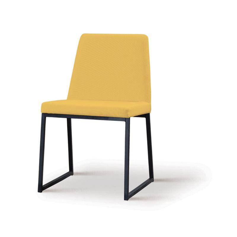 Cadeira-Graty-Amarela-Base-Preta---55867