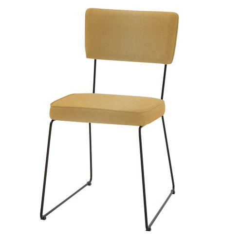 Cadeira-Milan-Mostarda-Base-Preta---55888