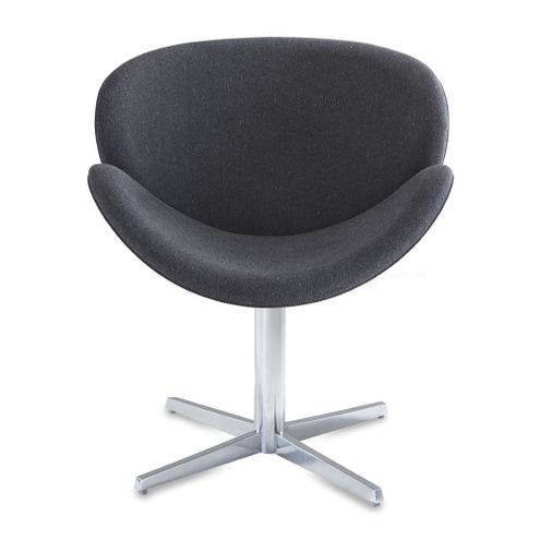 Poltrona-Lab-Assento-Estofado-Rustico-Preto-Base-Fixa-em-Aluminio---55850