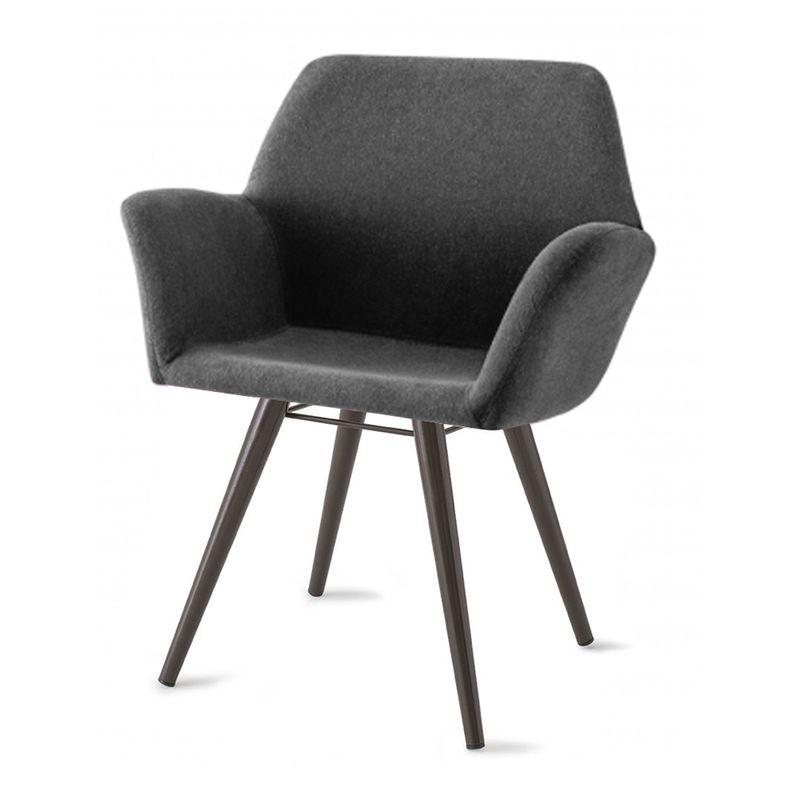 Poltrona-Miro-Assento-Estofado-Rustico-Preto-Base-Tabaco---55860