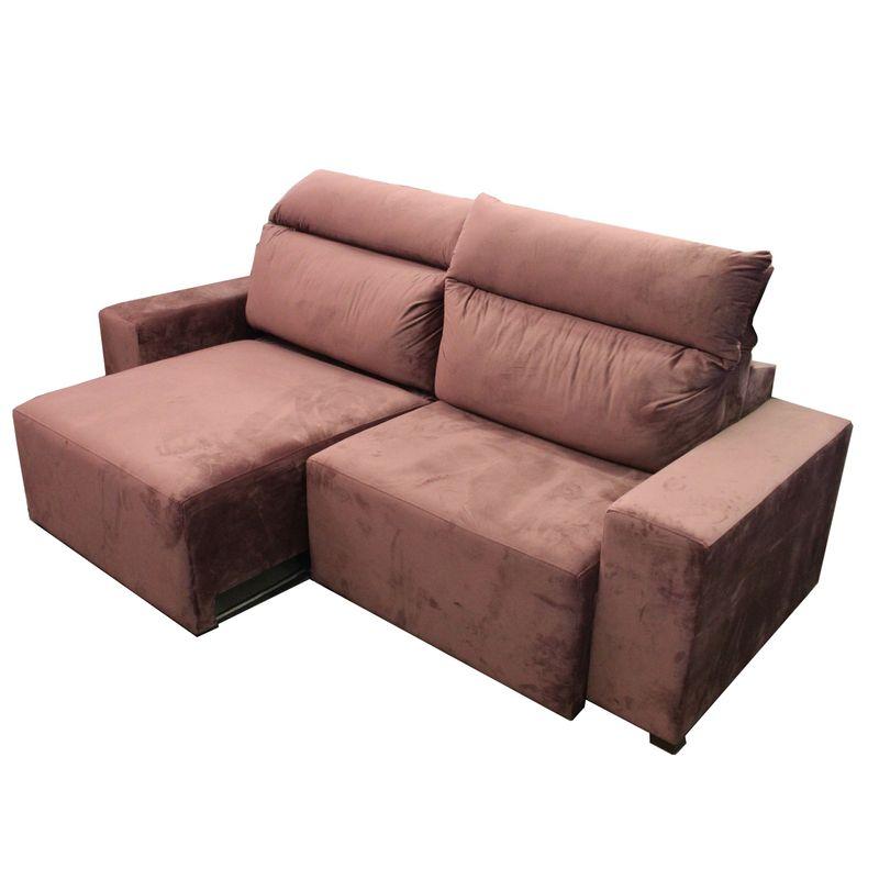 Sofa-Bonno-com-3-Lugares-Assento-Veludo-Rosa-Base-Madeira---45278