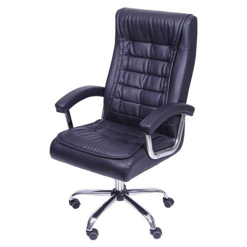 Cadeira-Office-Luxo-em-Courino-Preto-com-Base-Rodizio-Cromada---55947