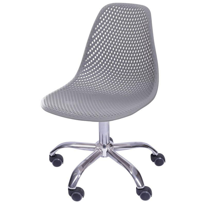 Cadeira-Eames-Furadinha-cor-Cinza-com-Base-Rodizio---55994
