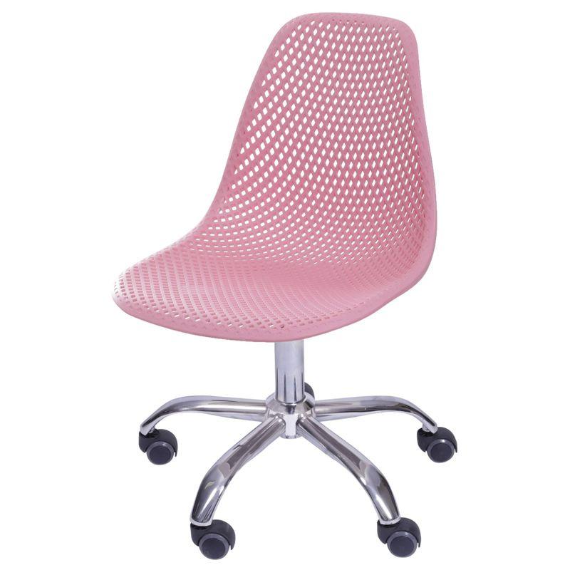 Cadeira-Eames-Furadinha-cor-Rosa-com-Base-Rodizio---55995