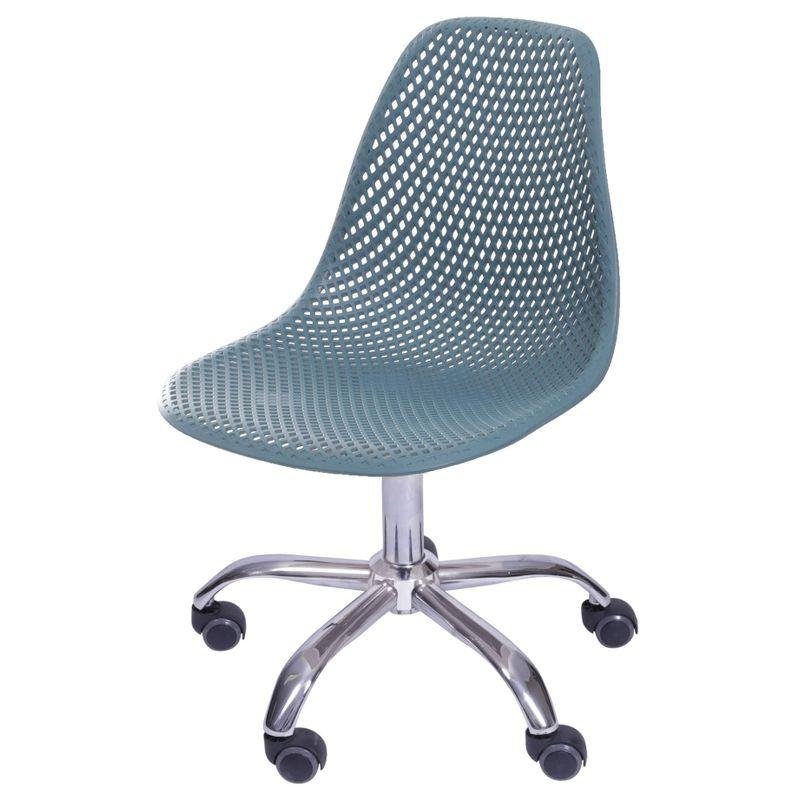 Cadeira-Eames-Furadinha-cor-Azul-Petroleo-com-Base-Rodizio---55997