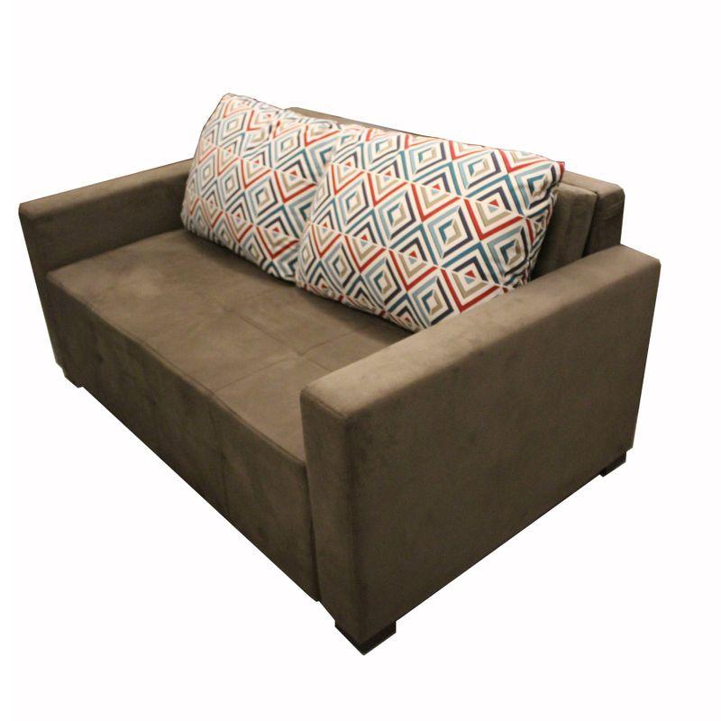 Sofa-Cama-Pic-com-2-Lugares-Assento-Veludo-Marrom-Base-Madeira---4990