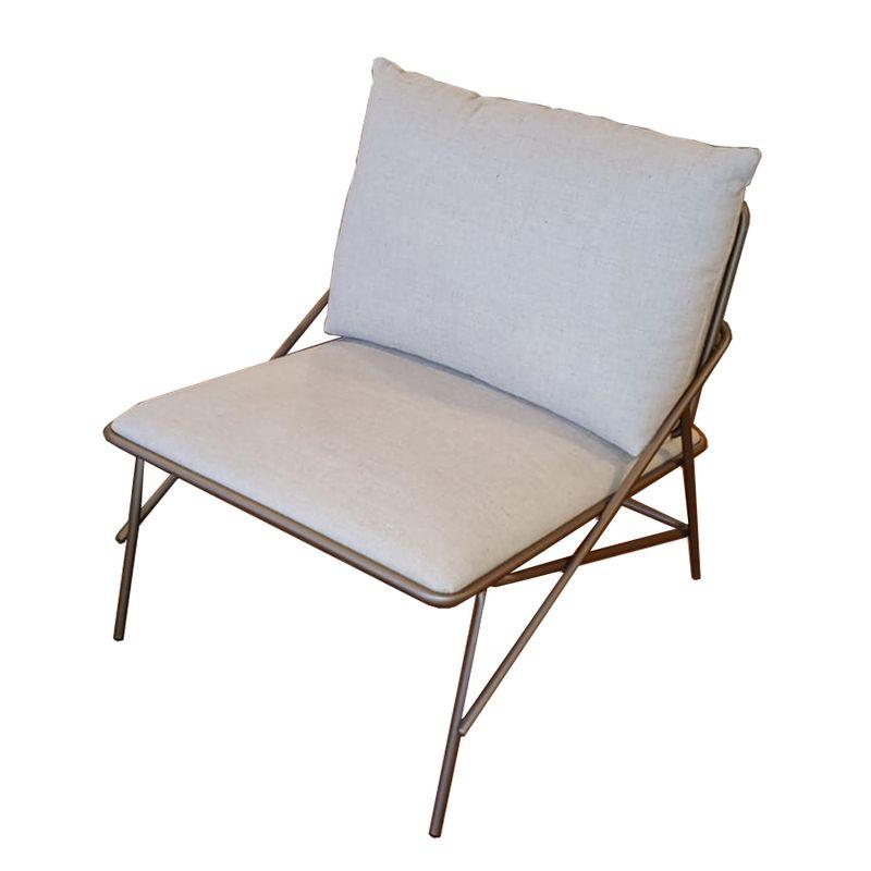 Poltrona-Steel-Assento-Linho-Fendi-Estrutura-em-Aco-Tubular---55338