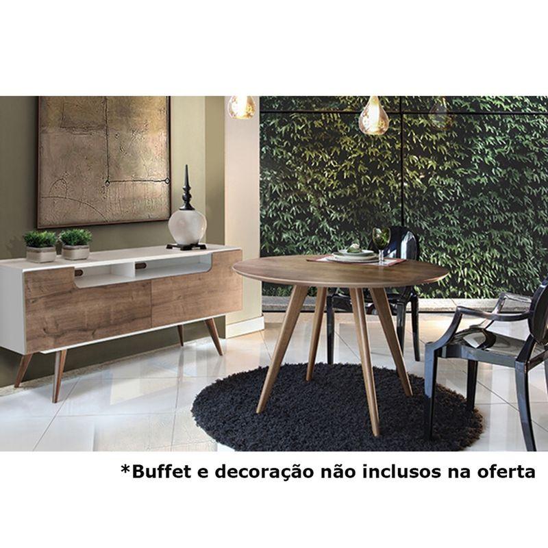 Mesa-de-Jantar-Uni-com-Tampo-Redondo-Madeira-Imbuia-88-cm--DIAM----40309