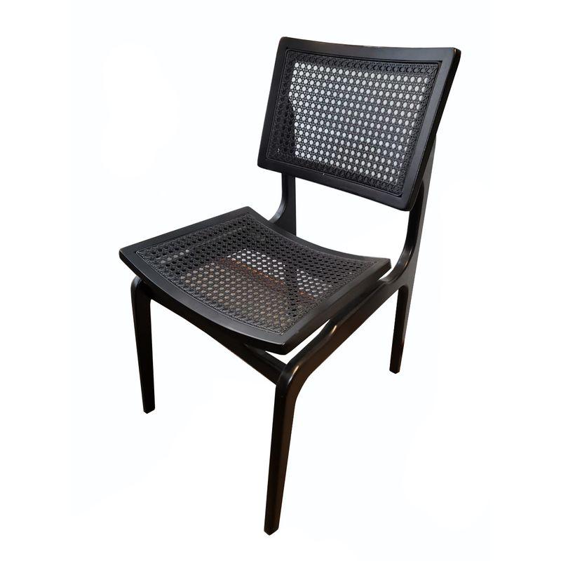 Cadeira-Venus-com-Assento-e-Encosto-Sextavado-em-Laca-Cor-Preta---53225