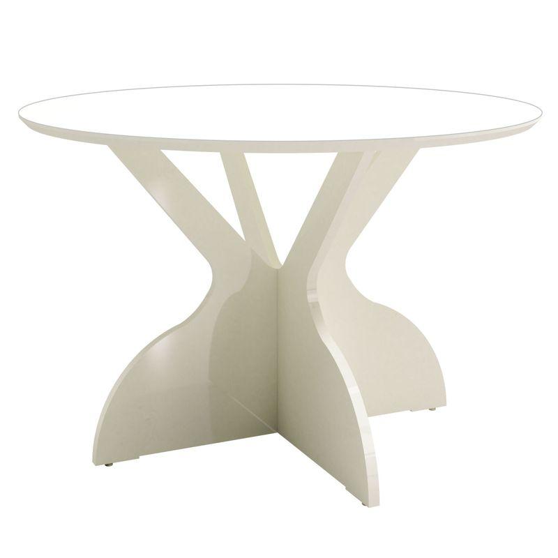 Mesa-de-Jantar-Juventude-Redonda-cor-Off-White-com-Brilho-120-MT--DIAM----56340