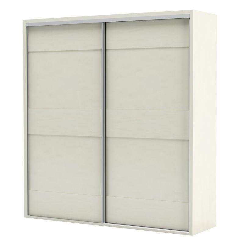 Armario-Premium-com-2-Portas-e-2-Gavetas-cor-Off-White-223-MT--LARG----56457