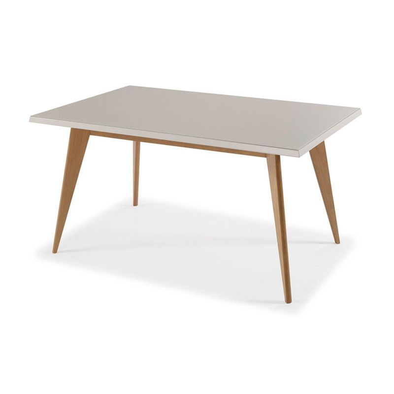 Mesa-de-Jantar-Retangular-Pirangi-120-MT--LARG--com-Tampo-de-Vidro-Fendi-Base-Madeira-cor-Pinhao---56816