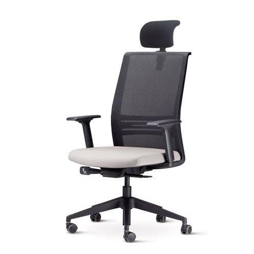 Cadeira-Agile-Presidente-com-Encosto-de-Cabeca-Assento-Crepe-Fendi-Base-Nylon-Piramidal-e-Rodizio-em-Nylon---57065