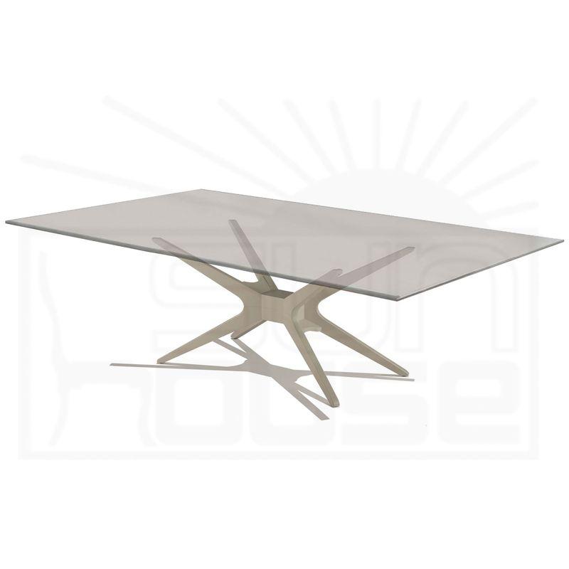 Mesa-de-Jantar-XS-com-Tampo-de-Vidro-Retangular-Base-Fendi-Fosco-200-MT--LARG----57131