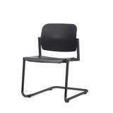 Kit-5-Cadeiras-Leaf-Base-Fixa-Preta---57345