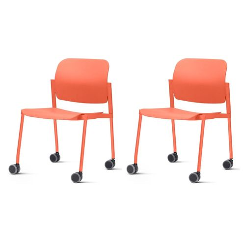 Kit-2-Cadeiras-Leaf-Base-Rodizio-Laranja---57384