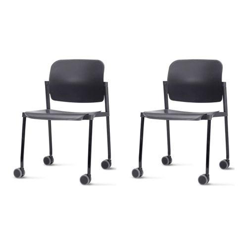 Kit-2-Cadeiras-Leaf-Base-Rodizio-Preta---57386