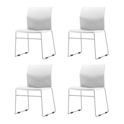 Kit-4-Cadeiras-Connect-Assento-Branco-Base-Fixa-Cinza---57592