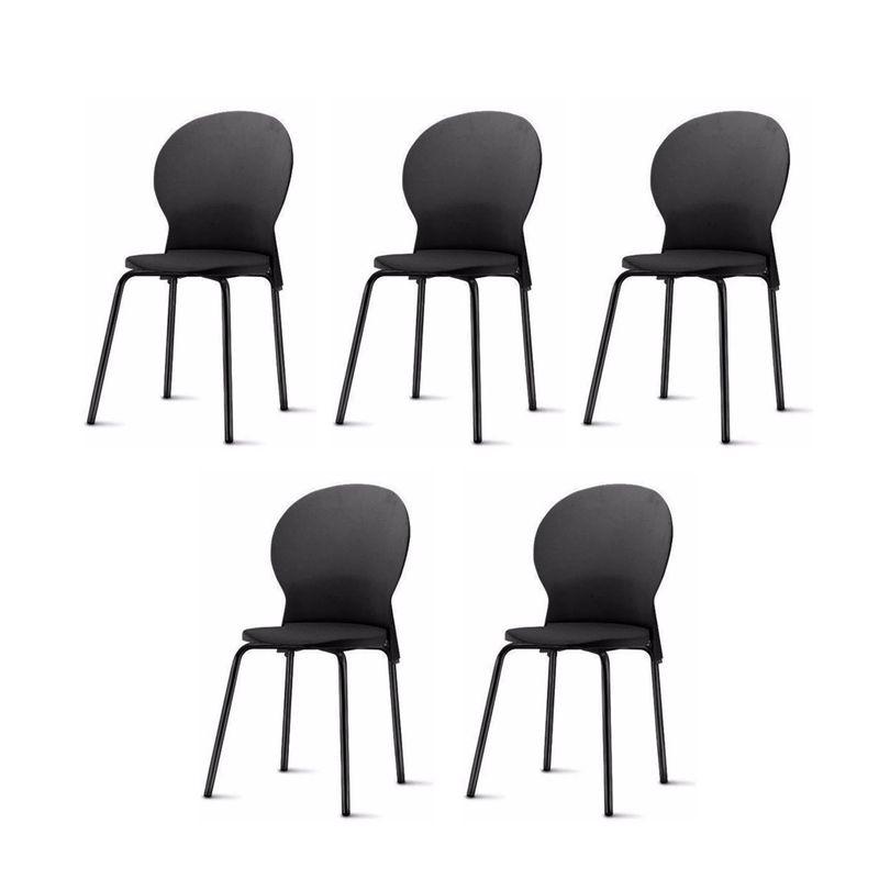 Kit-5-Cadeiras-Luna-Preta---57705