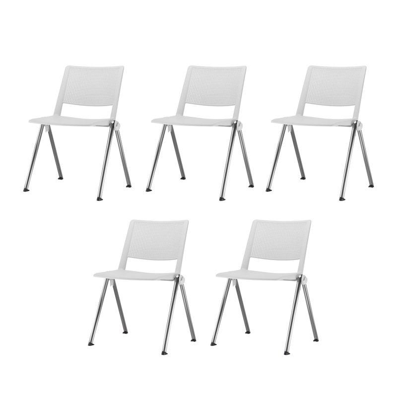 Kit-5-Cadeiras-Up-Assento-Branco-Base-Fixa-Cromada---57813