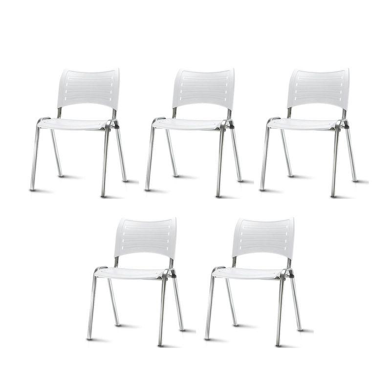 Kit-5-Cadeiras-Iso-Assento-Branco-Base-Cromada---57939