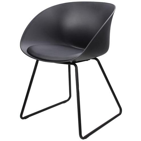 Cadeira-Dandy-Preta-com-Base-Preta---58165
