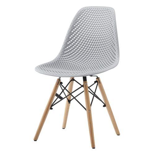 Cadeira-Eames-PP-Furadinha-Cinza-Base-Madeira---58597