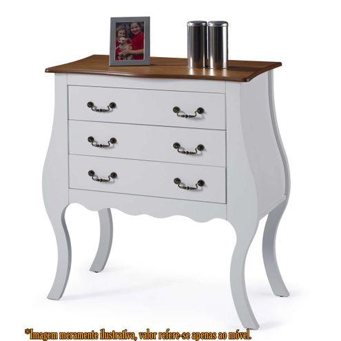 Comoda-Elegance-3-Gavetas-Branco-Com-Imbuia-90cm--Larg----58860