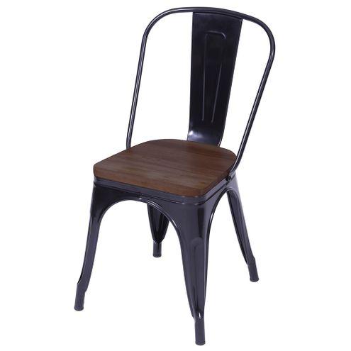 Cadeira-Iron-com-Assento-em-Madeira-cor-Preta---59146-