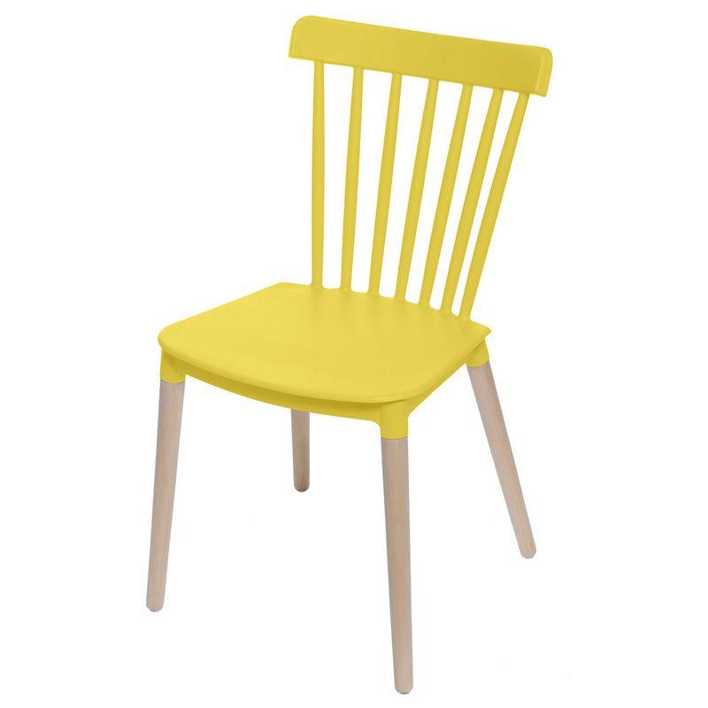 Cadeira-Jana-Polipropileno-cor-Amarela-Base-Madeira---53758