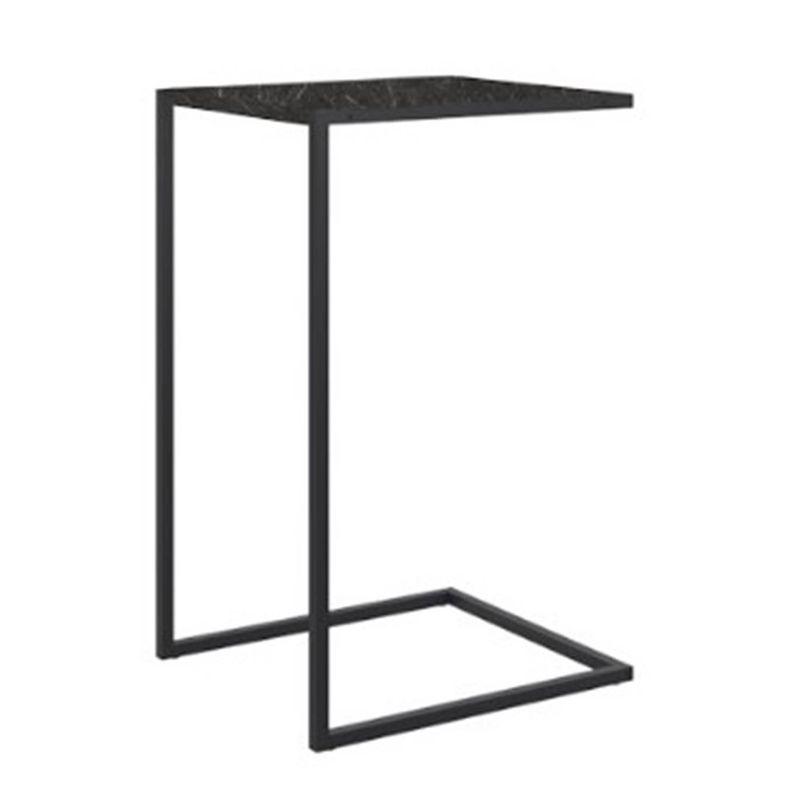 Mesa-Cube-Lateral-Marquina-Estrutura-Preta