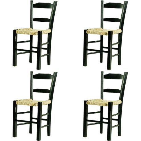 Kit-4-Cadeiras-Lagiana-Pequenas-Eucalipto-Preta-Assento-Palha---59470