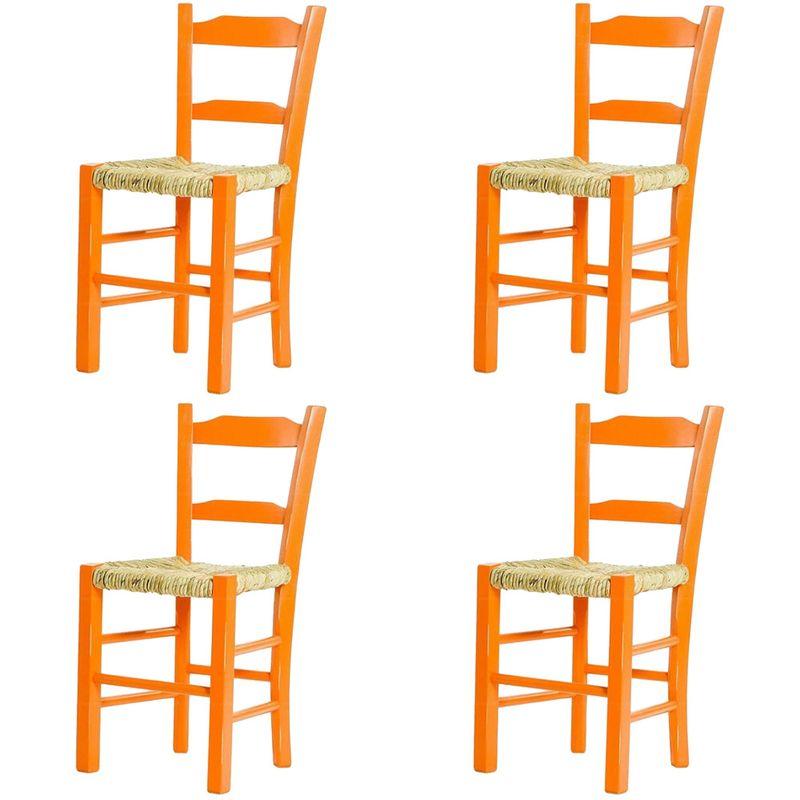 Kit-4-Cadeiras-Lagiana-Pequenas-Eucalipto-Laranja-Assento-Palha---59471