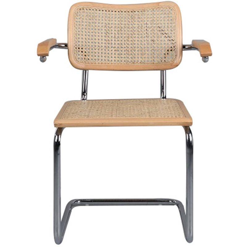 Cadeira-Cesca-Palha-Natural-com-Braco-Madeira-Clara-Cromada---59426-