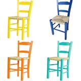 Kit-4-Cadeiras-Lagiana-Pequenas-Eucalipto-Coloridas-B-Assento-Palha---59485