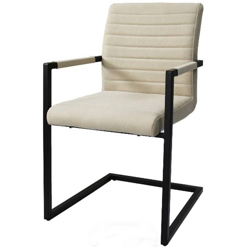 Cadeira-Ferrara-Bege-com-Braco-Base-Aco-Preta---59514