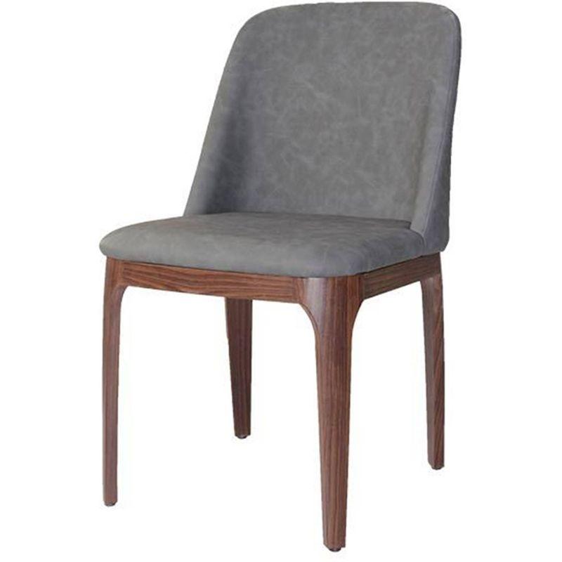 Cadeira-Versailes-Courissimo-Cinza-Base-Madeira-Escura---59542