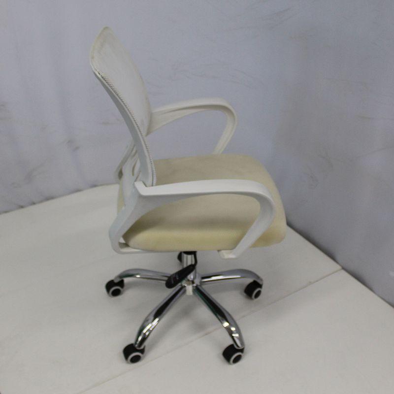 Cadeira-Office-OUTLET-Osorno-Telinha-Baixa-Branca-Cromada---1