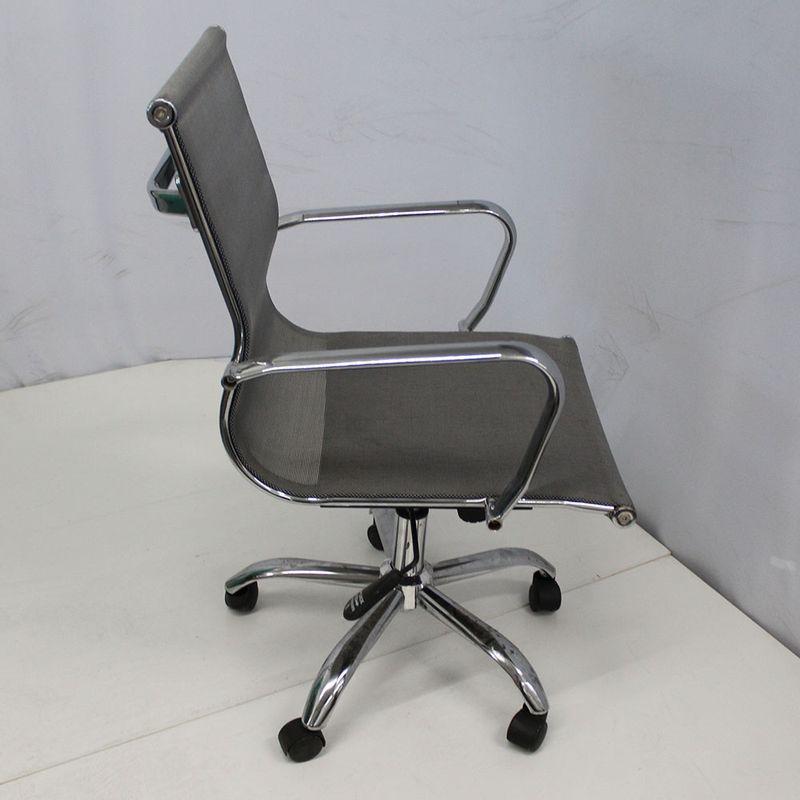 Cadeira-Office-OUTLET-Telinha-Baixa-Cinza-Cromada---10