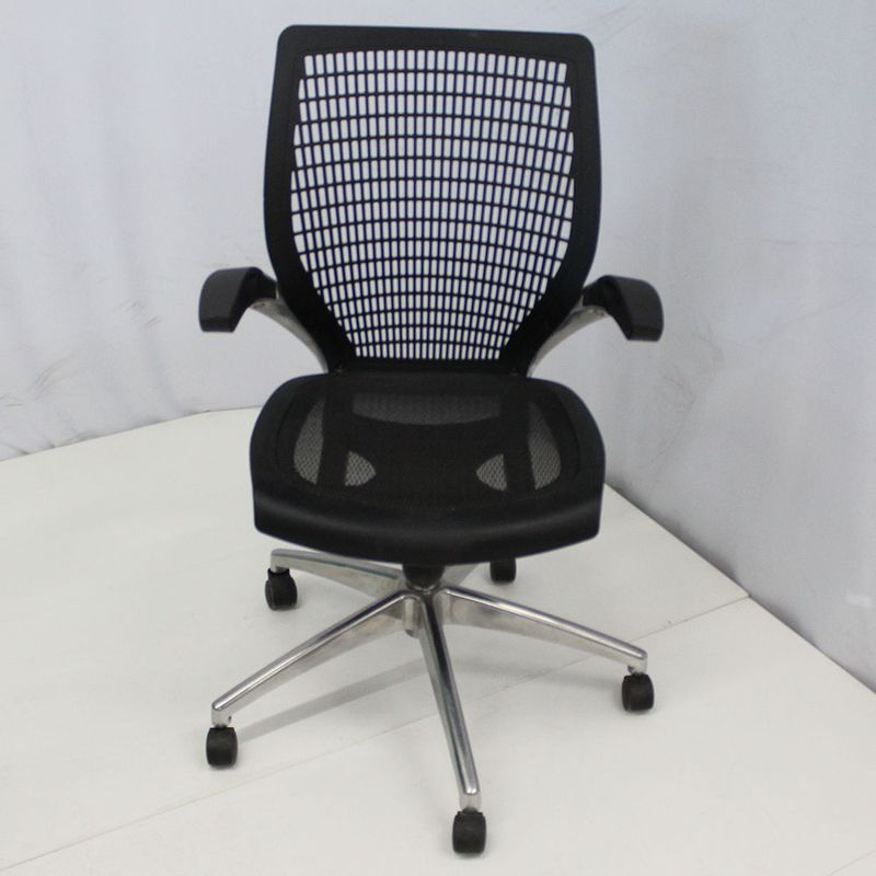 Cadeira-Office-OUTLET-Hera-Preta-Base-em-Aluminio---5