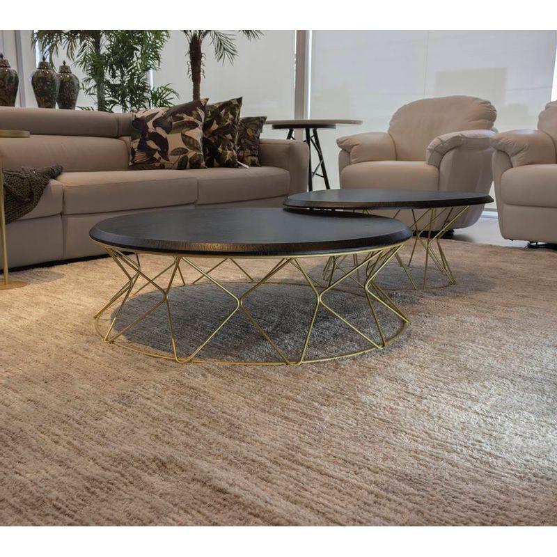Ambientada---Mesa-de-Centro-Smart-Alta-e-Baixa-Ebanizado-e-base-Gold-3