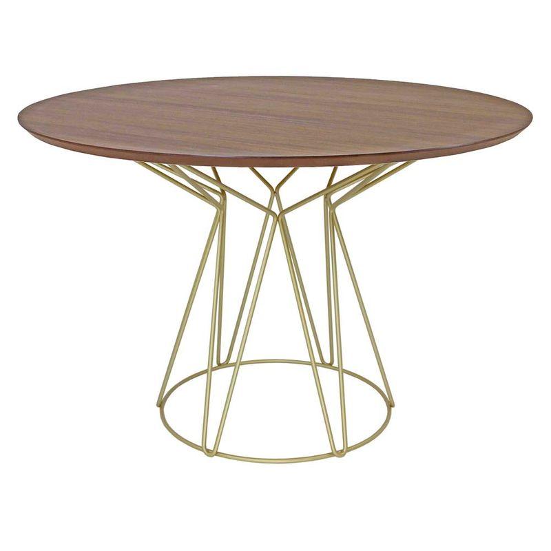 Mesa-de-Jantar-Smart-Tampo-Casatanho-Bronze-e-Base-Gold