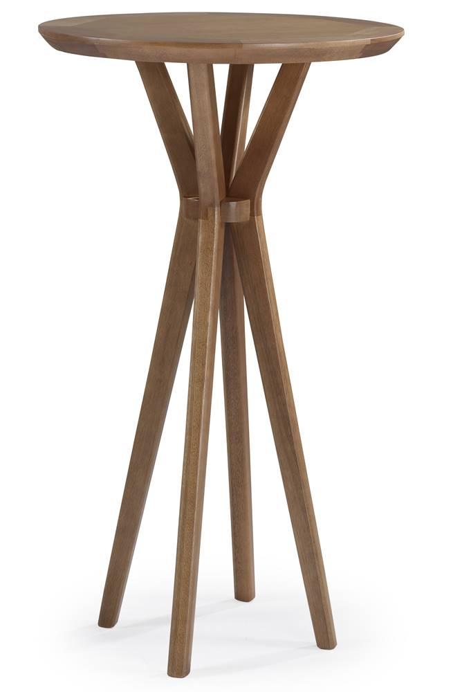 Mesa Bistro Natu com Tampo Madeira 60 cm - 60305