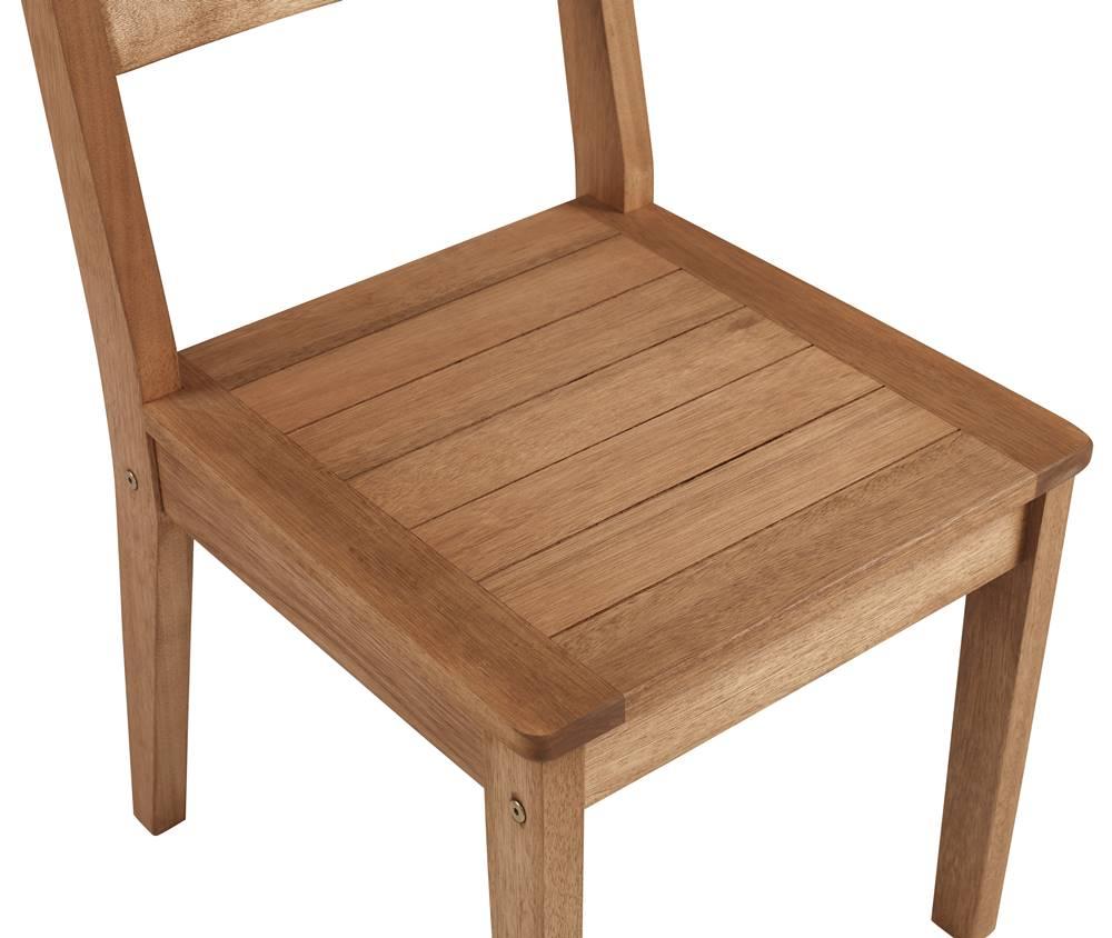 Cadeira Copa Assento Madeira 86cm - 60394