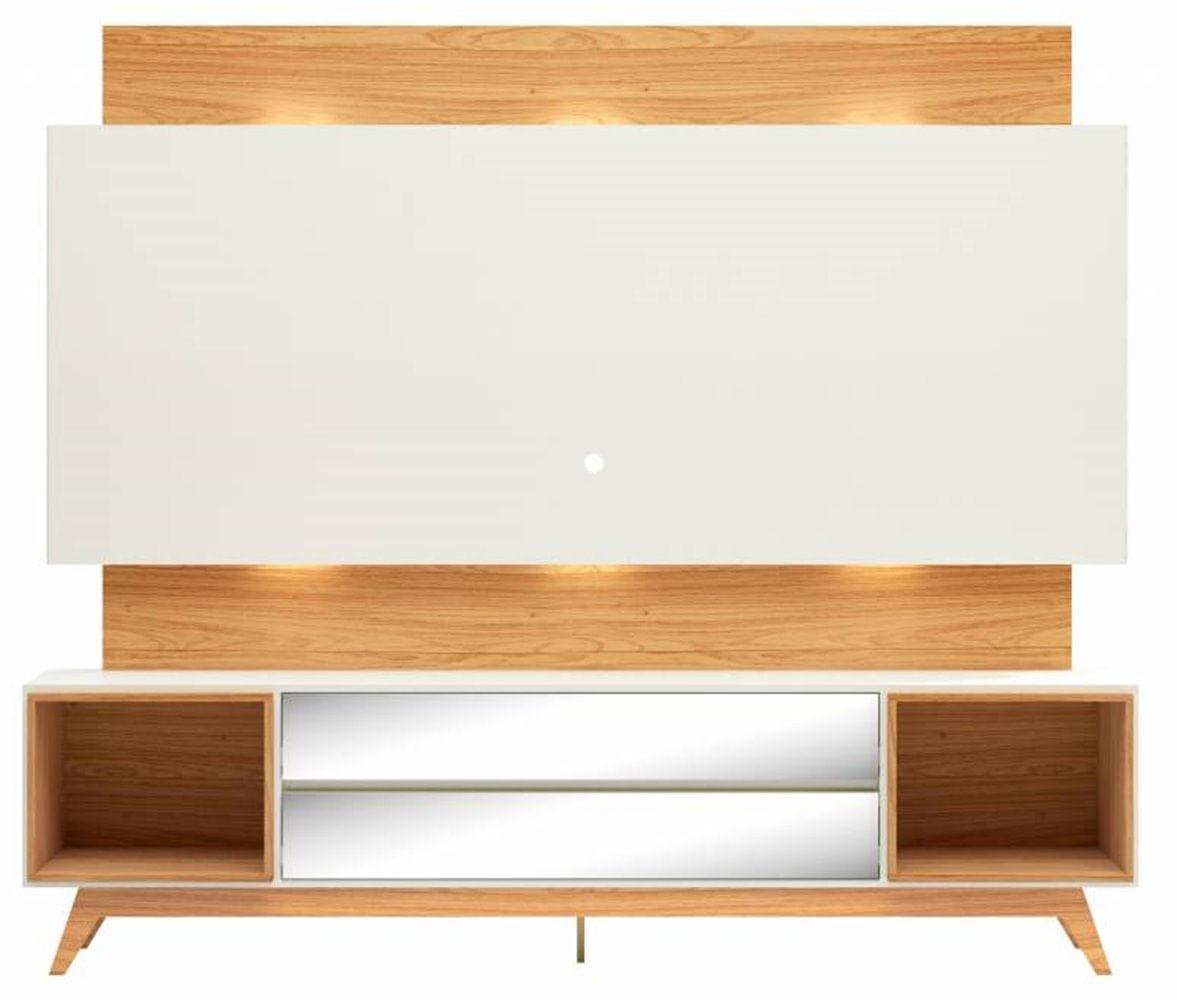 Home Dion com LED cor Off White com Freijio 2,20 MT (LARG) - 47473
